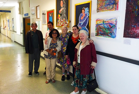 Care Unlimited sets up new Art Charity ArtHalo