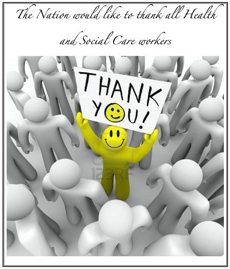A Heartfelt Thank you