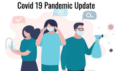 Our latest on the Pandemic, and Some Sad News